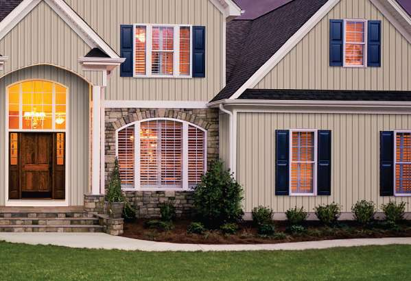 Vertical Siding: A Touch of Dramatic Flair