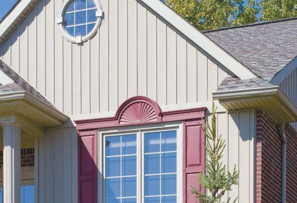 Vertical siding kp vinyl siding for Vertical siding options