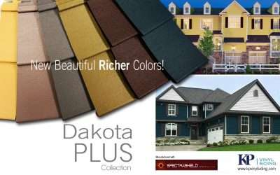 Enhancing the Dakota® color offering!
