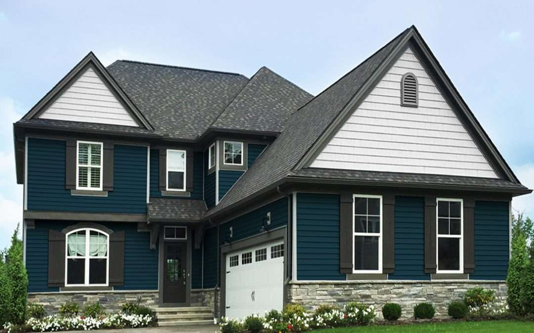 Urban Blue A Homeowner Favorite Kp Vinyl Siding