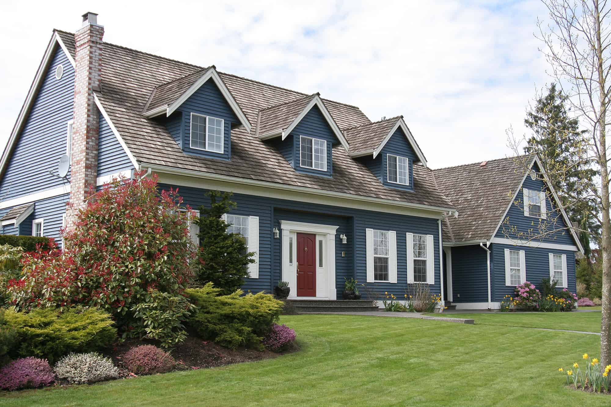 Top Selling Vinyl Siding Colors 5 Different Looks Kp