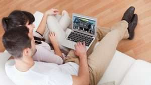 couple using home designer 2.0