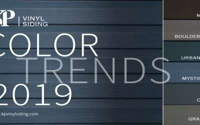 Discover Our Color Trends 2019