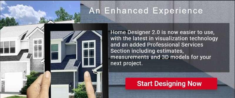 Home Exterior Design Tool Kp Vinyl Siding